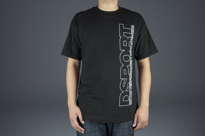 T-Shirt Men's Vertical Logo
