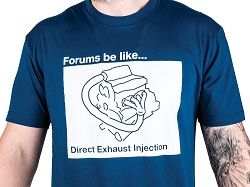 T-Shirt Men's DSPORT Forums Be Like
