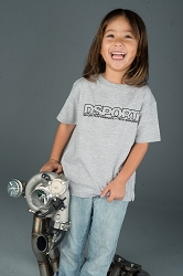 Toddler Tee DSPORT Grey