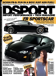 DSPORT #112 w DVD #23