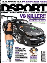 DSPORT #124 w DVD #29