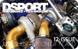 DSPORT Gift Subscription 12-issues USA