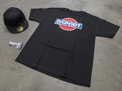 Vintage Bundle Pack (T-Shirt, Hat and Stickers)