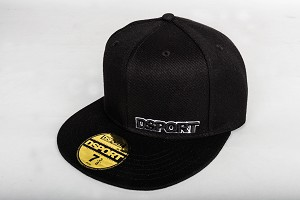 DSPORT Logo Hat (Fitted)