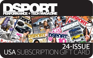 DSPORT Gift Subscription 24-issues USA