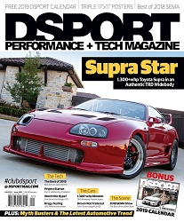 DSPORT January 2019 #201