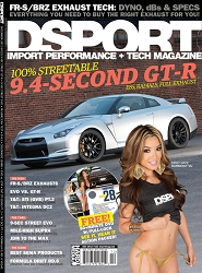 DSPORT #122 w DVD #28
