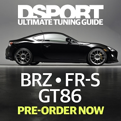 FR-S, BRZ and GT86 | DSPORT Ultimate Tuning Guide | *Pre-Order*