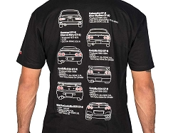 T-Shirt Men's GT-R 50th