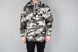 Hoodie Men's Camo DSPORT Patch