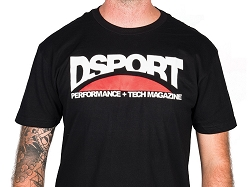 T-Shirt Men's DSPORT Red Sun