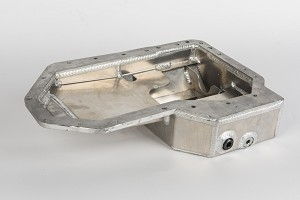 Moroso Race Baffled Oil Pan (Mitsubishi 4B11)